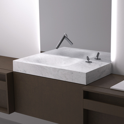 Flat XL Plus | Wash basins | Agape