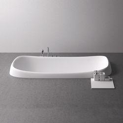 Pear Incasso | Built-in baths | Agape
