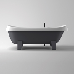 Pear Cut | Free-standing baths | Agape