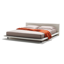 Chemise Bed | Betten | Living Divani
