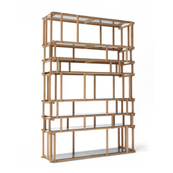 Off Cut | Shelving | Living Divani