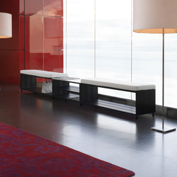 CUbox Cod. 08066 | Waiting area benches | do+ce