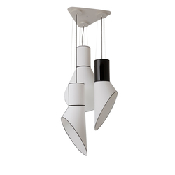 Cargo Chandelier large | Ceiling suspended chandeliers | designheure