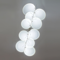 Wa Wa Parete/Soffitto 8/10 LED | Lámparas de pared | Catellani & Smith