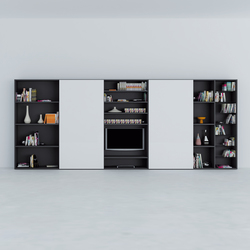 CUbox Cod. 10005 | Wall storage systems | do+ce