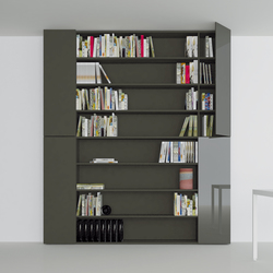 CUbox Cod. 10006 | Wall storage systems | do+ce