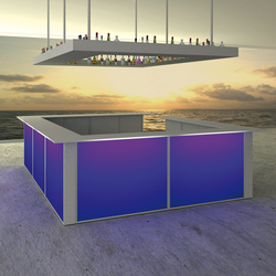 CUbox Cod. 10009 | Bar counters | do+ce