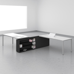 CUbox Cod. 10015 | Systèmes de tables de bureau | do+ce