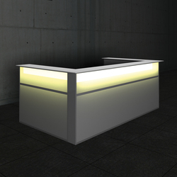 CUbox Cod. 10020 | Reception desks | do+ce