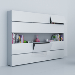 CUbox Cod. 10023 | Shelving systems | do+ce