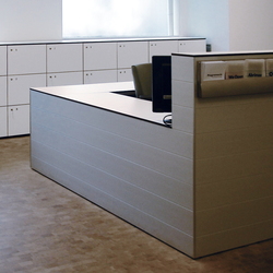 CUbox Cod. 10601 | Reception desks | do+ce