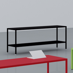 Cuatro | Office shelving systems | do+ce