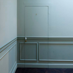 L'Invisibile hinged door | Internal doors | Linvisibile