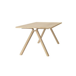 Split Dining Table | Escritorios individuales | Muuto
