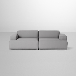 Connect Sofa | 2-seater | Sofás lounge | Muuto