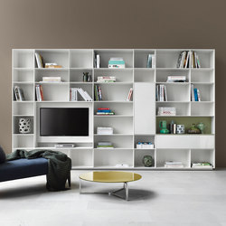 Puro Shelf system | Estantería | Piure