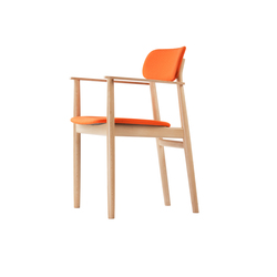 130 PVF | Visitors chairs / Side chairs | Gebrüder T 1819