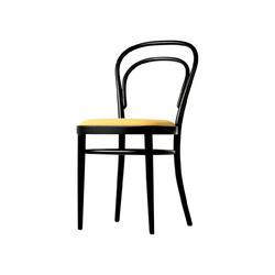 214 P | Sillas para restaurantes | Gebrüder T 1819