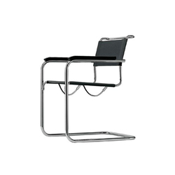 S 34 | Visitors chairs / Side chairs | Gebrüder T 1819
