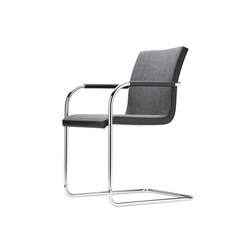 S 55 PVF | Visitors chairs / Side chairs | Gebrüder T 1819