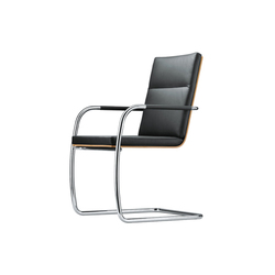S 61 | Visitors chairs / Side chairs | Gebrüder T 1819