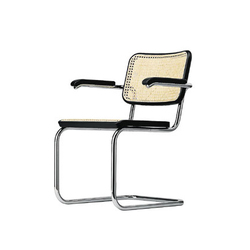 S 64 | Visitors chairs / Side chairs | Gebrüder T 1819