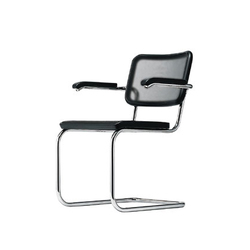 S 64 N | Visitors chairs / Side chairs | Gebrüder T 1819