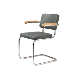 S 64 PV V2 | Visitors chairs / Side chairs | Gebrüder T 1819
