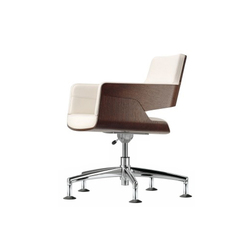S 845 D | Visitors chairs / Side chairs | Gebrüder T 1819