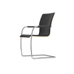S 91 PF | Visitors chairs / Side chairs | Gebrüder T 1819