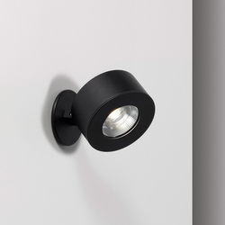 Favilla Recessed AP black | Wandstrahler | Axo Light