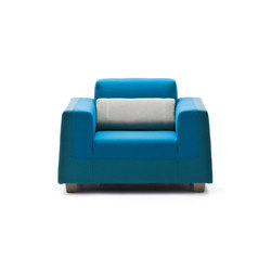 Mr. Softy | Armchairs | Diesel by Moroso