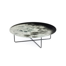 My Moon My Mirror Table | Mesas de centro | Diesel by Moroso