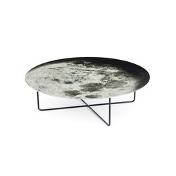 My Moon My Mirror Table | Tavolini bassi | Diesel with Moroso