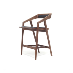 Katakana Bar Stool | Taburetes de bar | Dare Studio