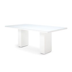 Cima Doble Table 180 | Mesas comedor | FueraDentro