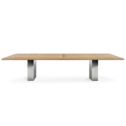 Cima Doble Table 300 | Dining tables | FueraDentro