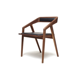 Katakana Occasional Chair | Sedie | Dare Studio