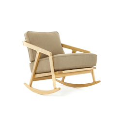 Katakana Rocking Chair | Poltrone | Dare Studio