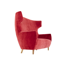 Hardy Wingback Sofa | Lounge sofas | Dare Studio