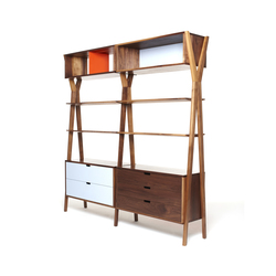 Dixon Modular Storage Unit | Shelving | Dare Studio