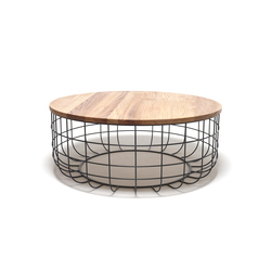 Wire Group Coffetable | Mesas auxiliares | Dare Studio