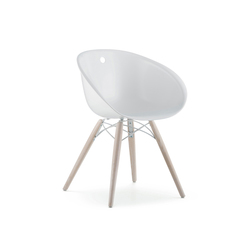 Gliss 904 | Restaurant chairs | PEDRALI