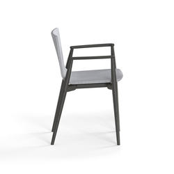 Malmö Armchair 396 | Restaurant chairs | PEDRALI