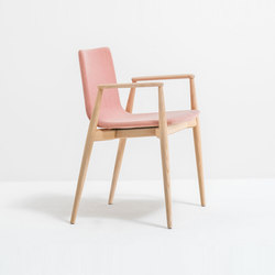 Malmö Armchair 396 | Visitors chairs / Side chairs | PEDRALI