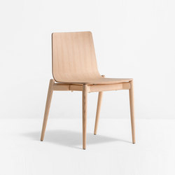 Malmö 390 | Restaurant chairs | PEDRALI