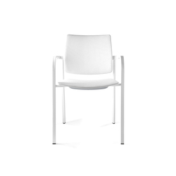 Bio L | Visitors chairs / Side chairs | ENEA