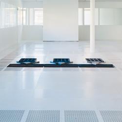 Clean Room Floors | Metal flooring | Lindner Group