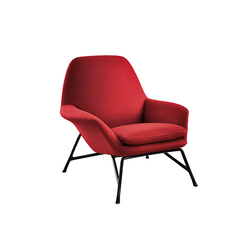 Prince Armchair | Lounge chairs | Minotti