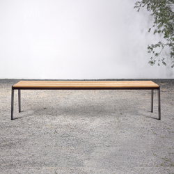 Bench on_14 | Garden benches | Silvio Rohrmoser